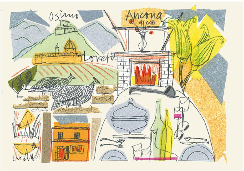 foto della locandina del ristornate Andreuina