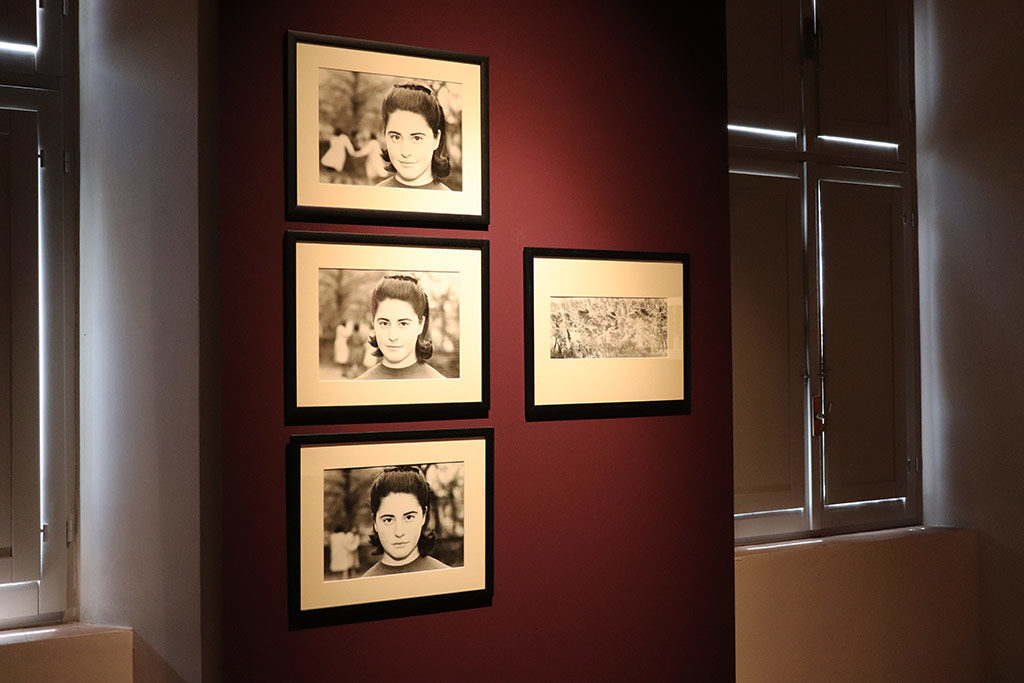 serie di Foto di Mario Giacomelli ispirate a Silvia di Leopardi