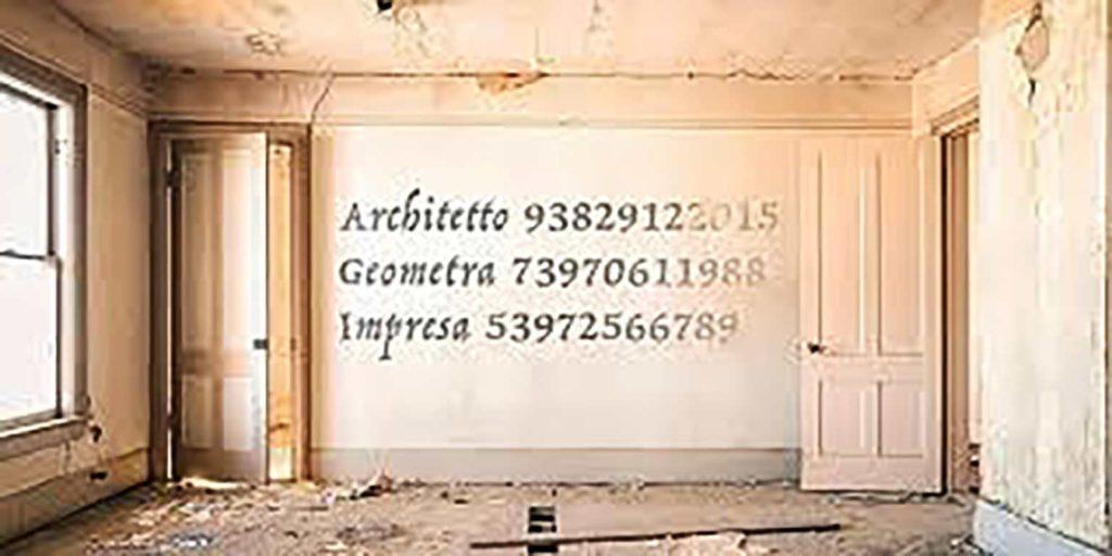 foto di ristrutturazione
