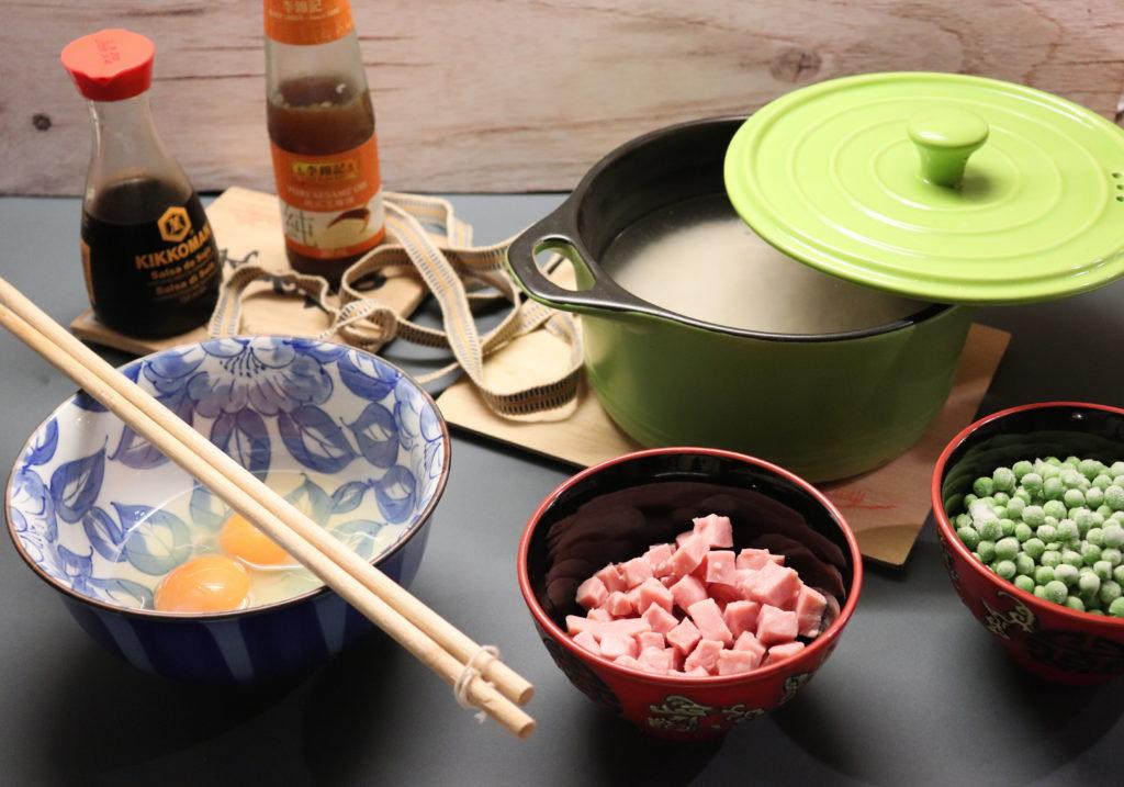riso alla cantonese ingredienti