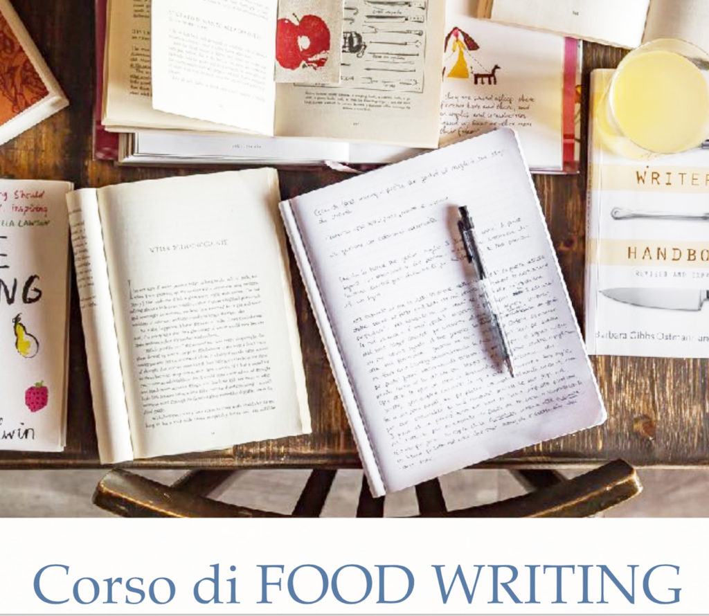 corso di food writing