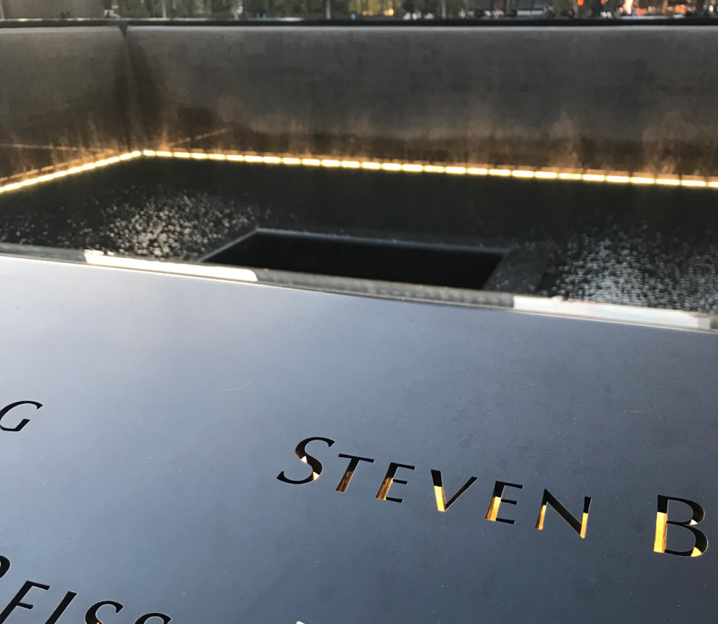 Memoriale 11 settembre - New York