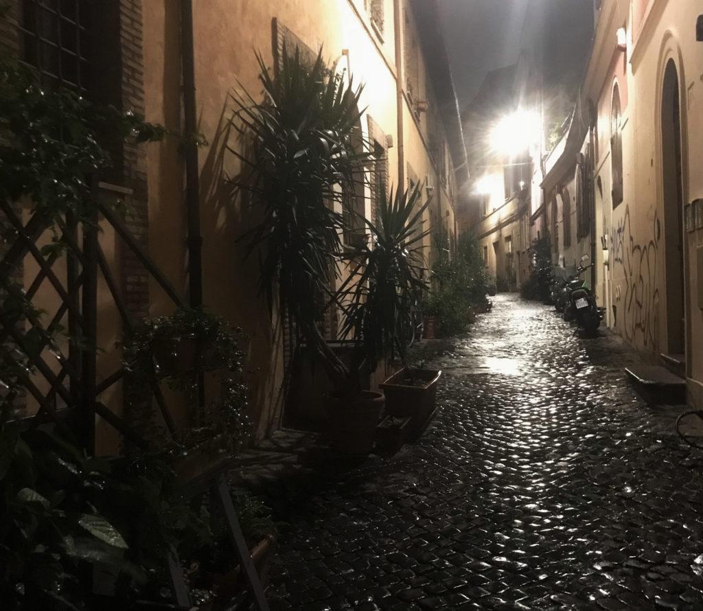 rione monti - Roma