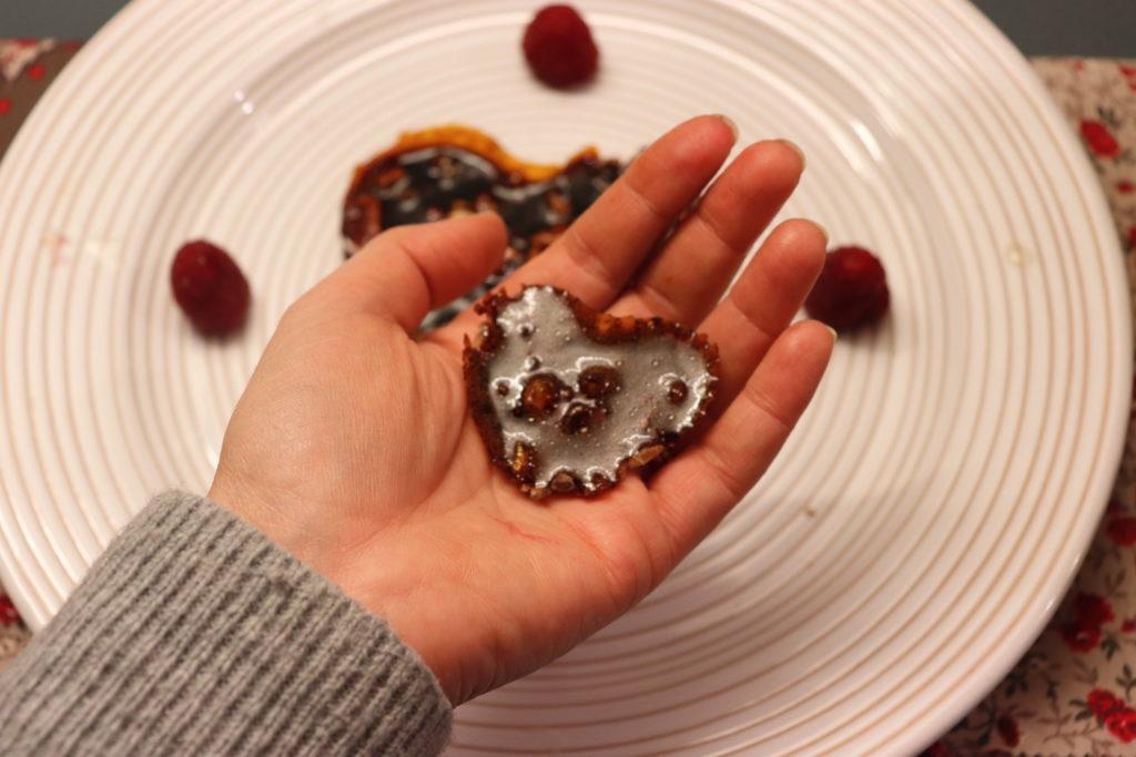 caramelle di frutta secca