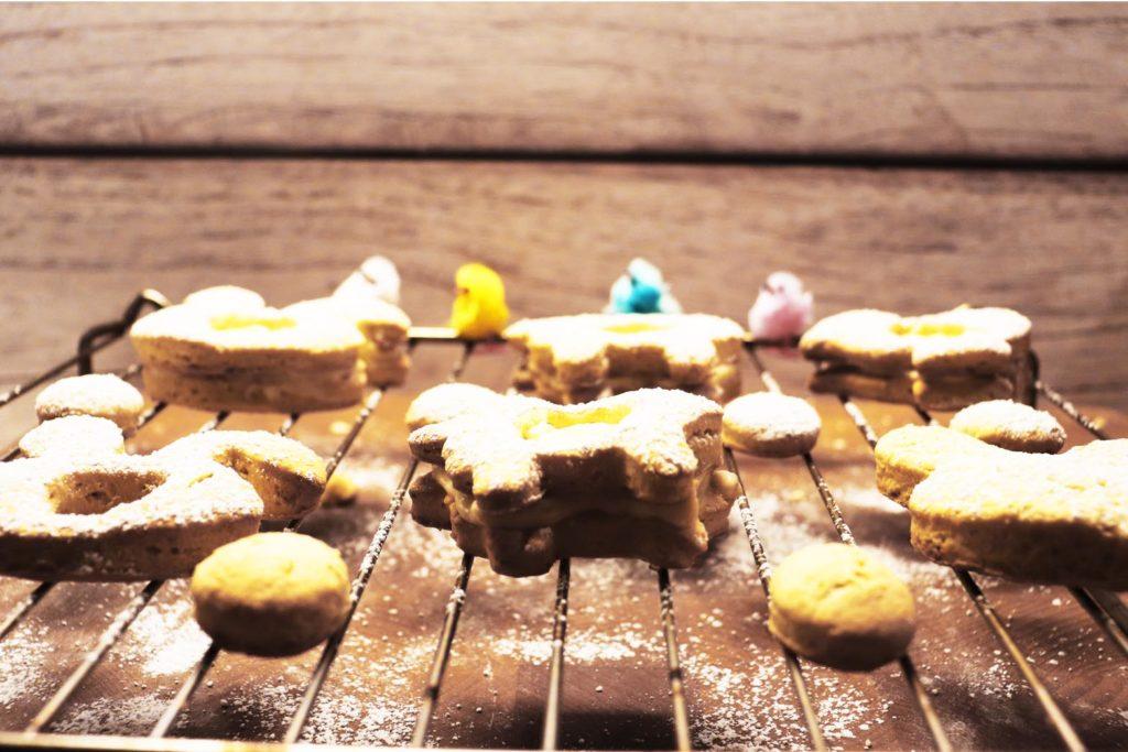 biscotti croccanti di farro