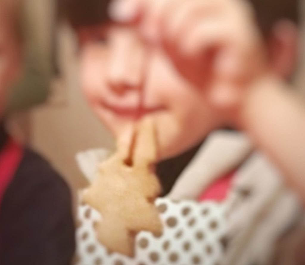 festa di Natale laboratorio di cucina per bambini
