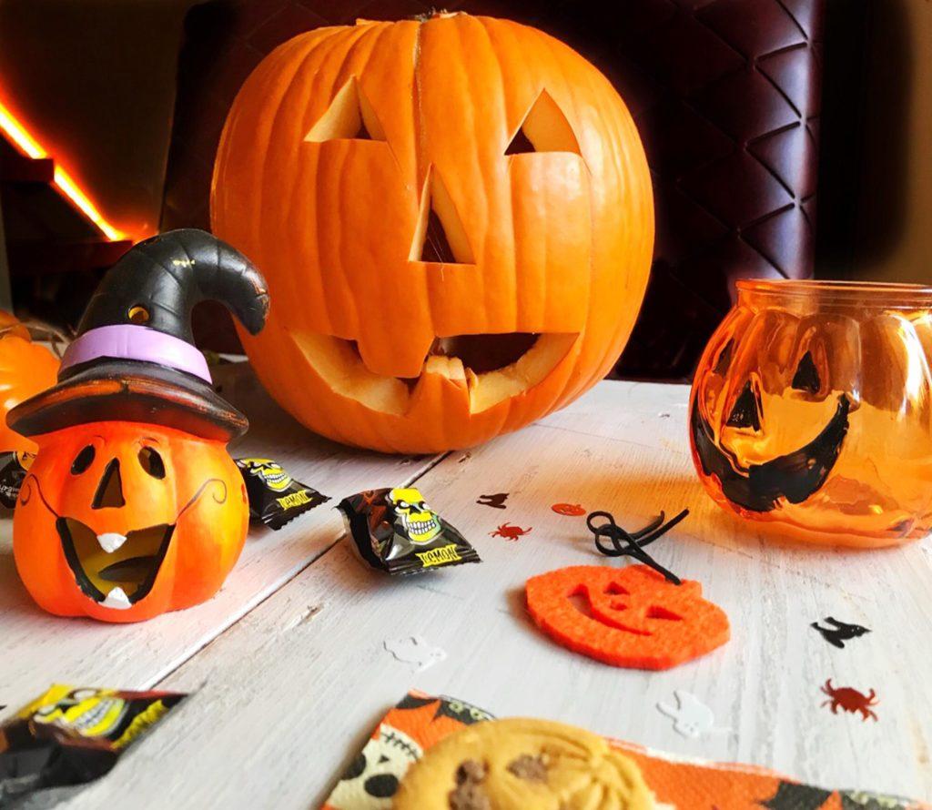 Halloween - laboratorio di cucina per bambini