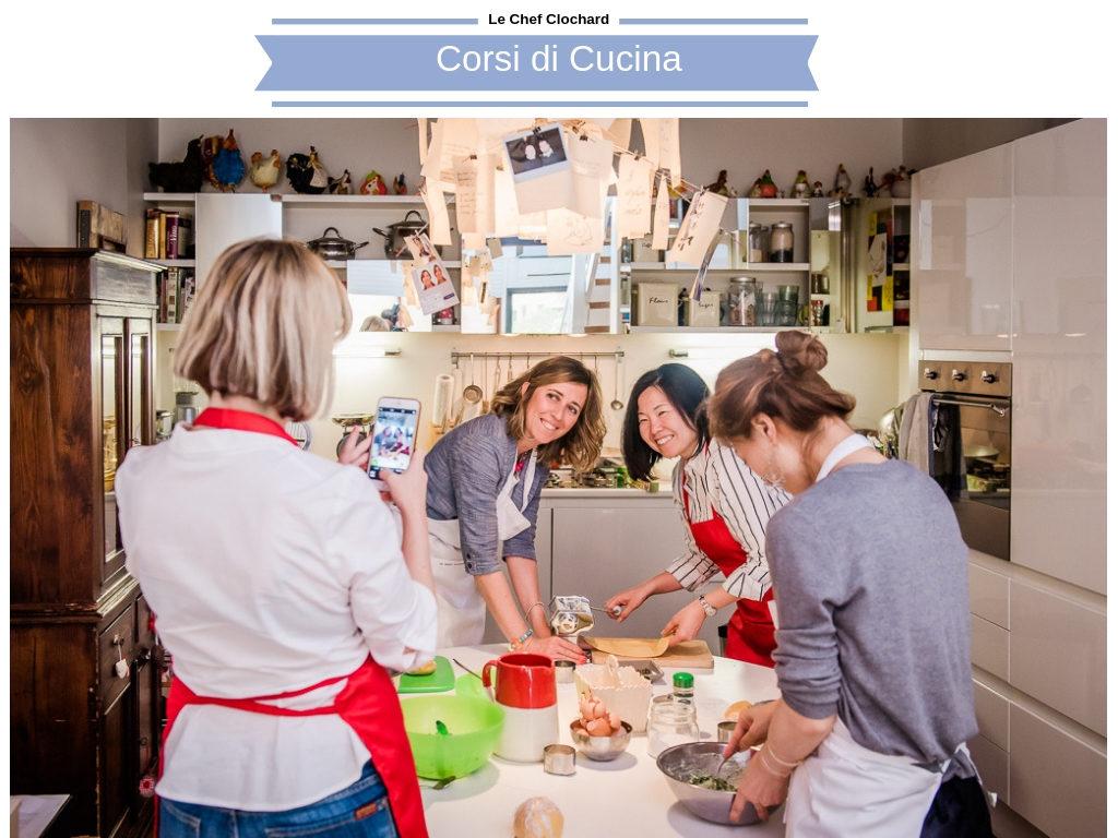 Foto dei corsi di cucina di Le Chef Clochard