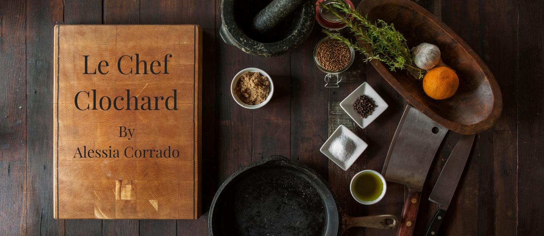 Copertina Le Chef Clochard inverno 2018