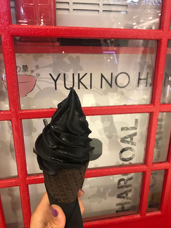 gelato giapponese Yuki-No