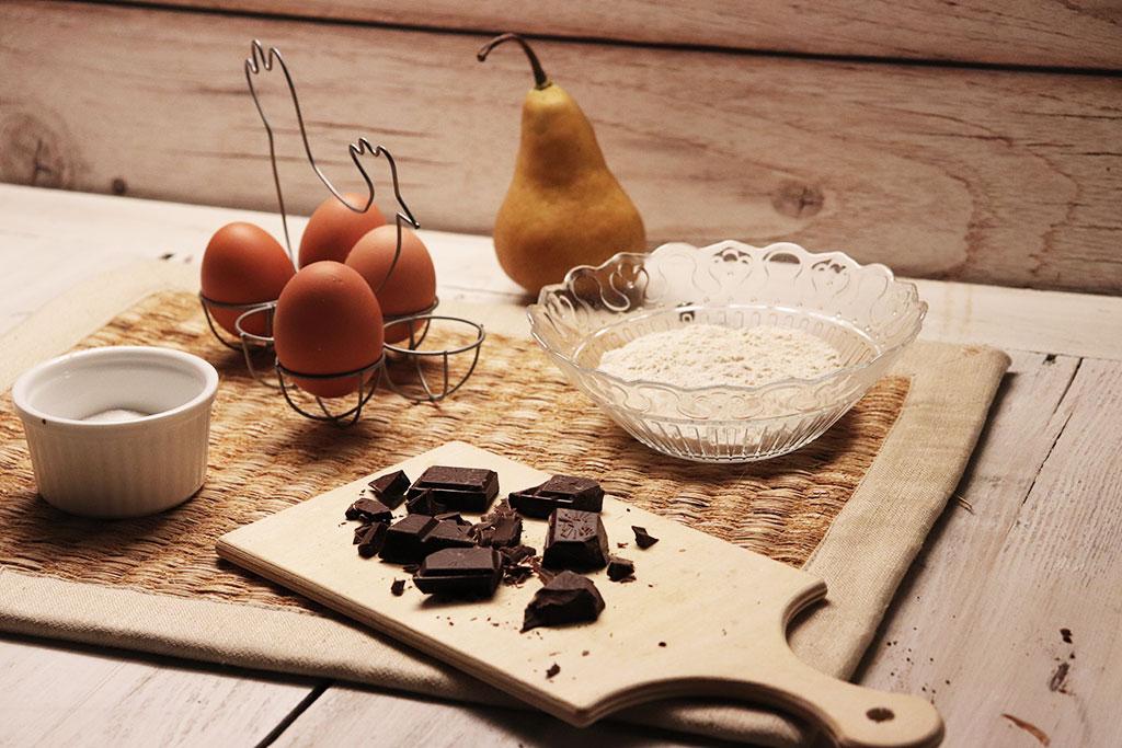 foto degli ingredienti necessari alla realizzazione della ricetta