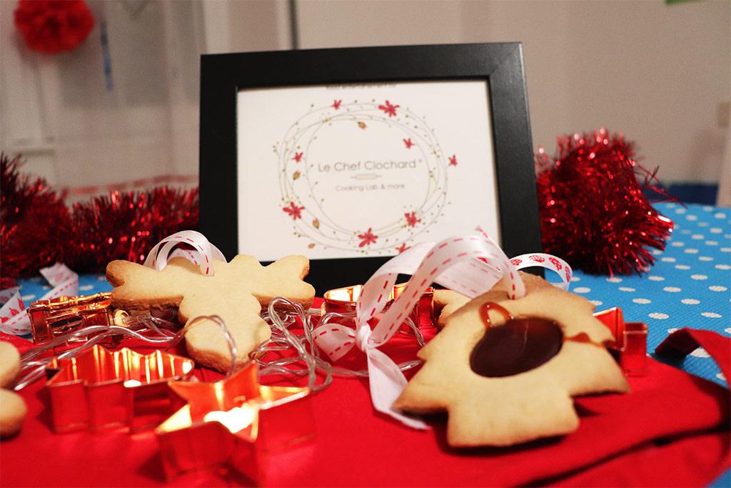 foto dei biscotti di vetro