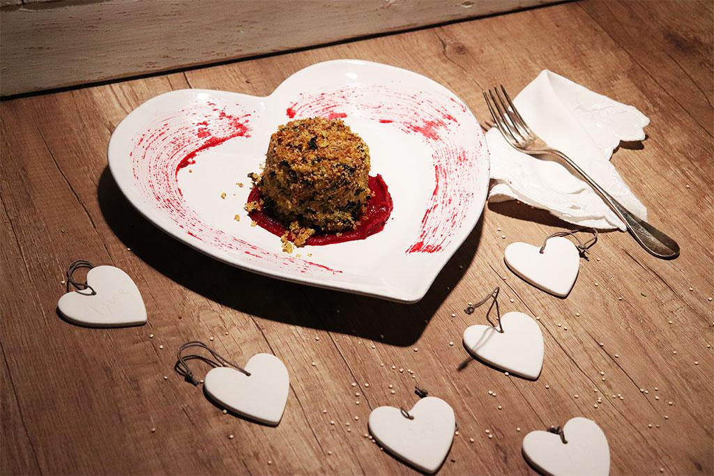 foto del tortino di quinoa