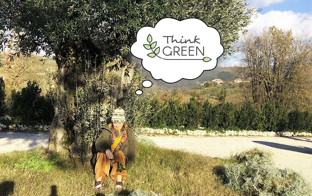 foto think green
